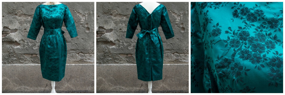 Bonnie Vintage Dress