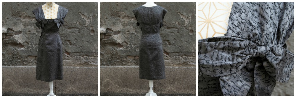 Ida Lee Vintage Dress size S - €65